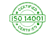 SATA KUNSHAN  OBTAINED ISO 14001 CERTIFICATION